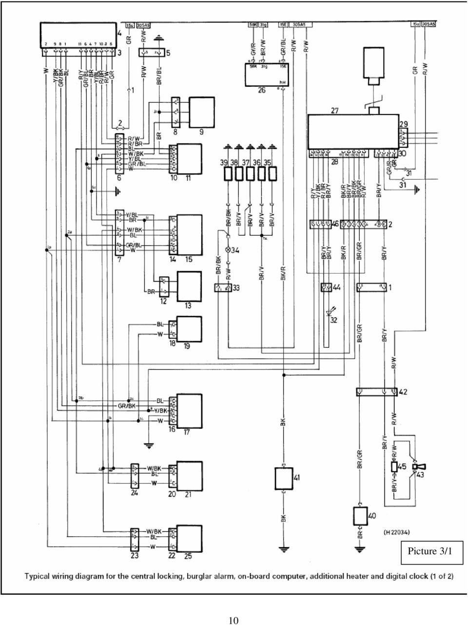 Audi A Stereo Wiring Diagram Automotive Circuit Tt Wiper