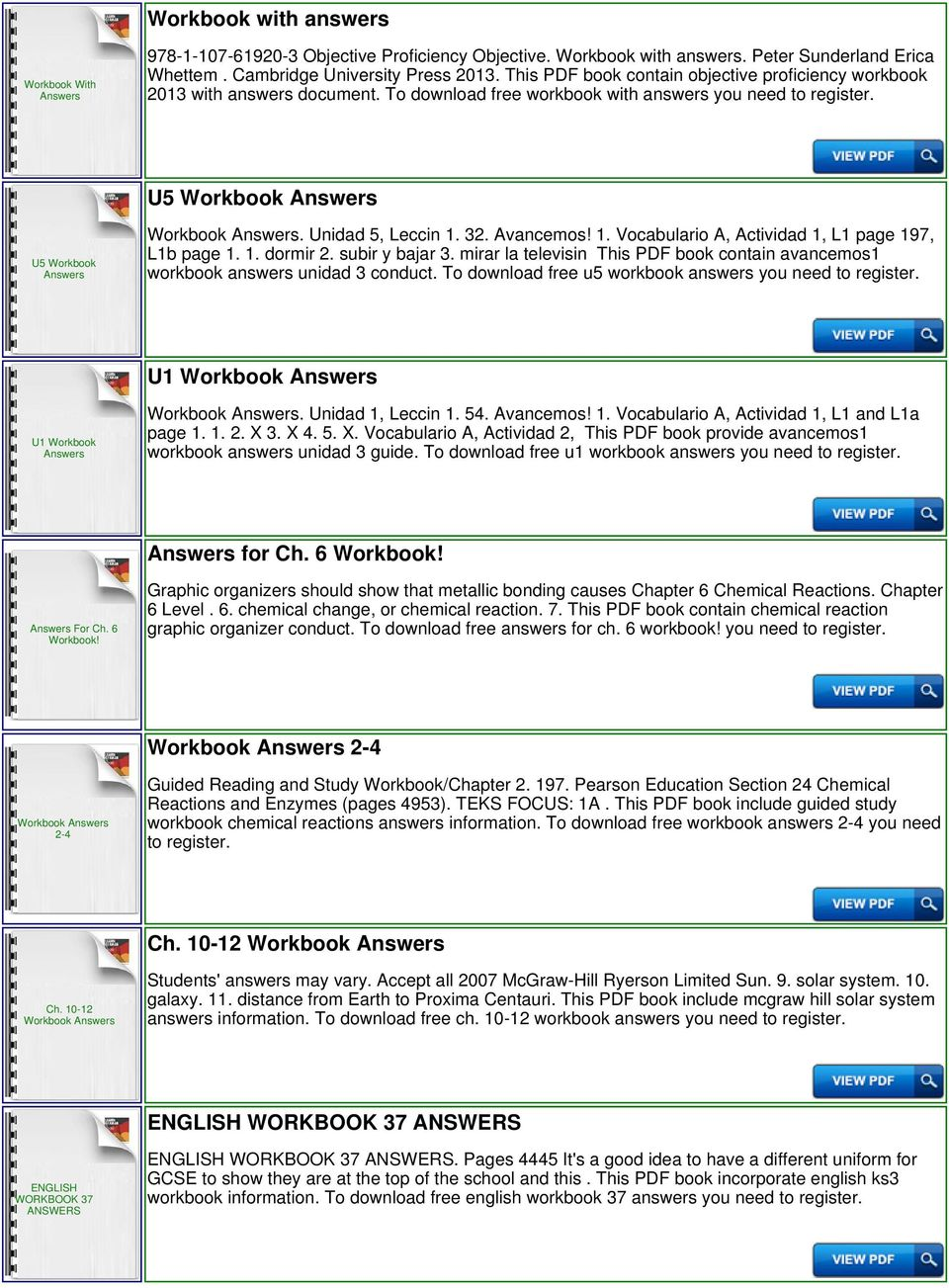 hight resolution of Mcgrawhill 6th Grade Science Workbook Answers - PDF Free Download