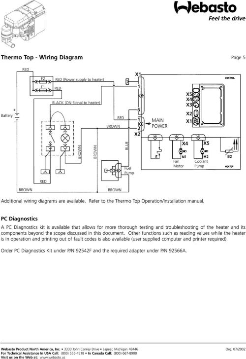 small resolution of thermo top troubleshooting tree pdf home eberspacher wiring diagram webasto thermo top c wiring diagram