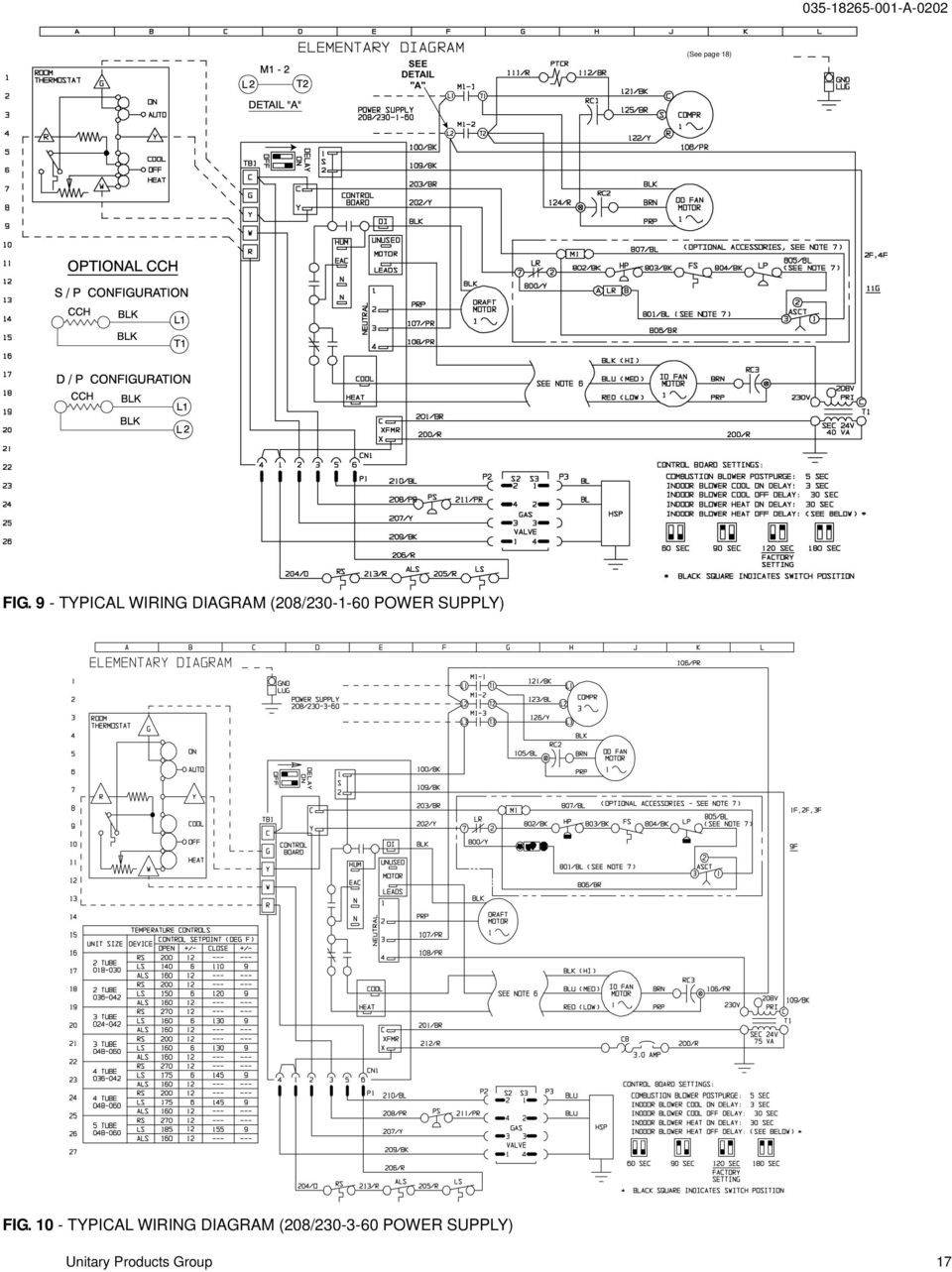 York Sunline 2000 Wiring Diagram Free Download • Oasis-dl.co