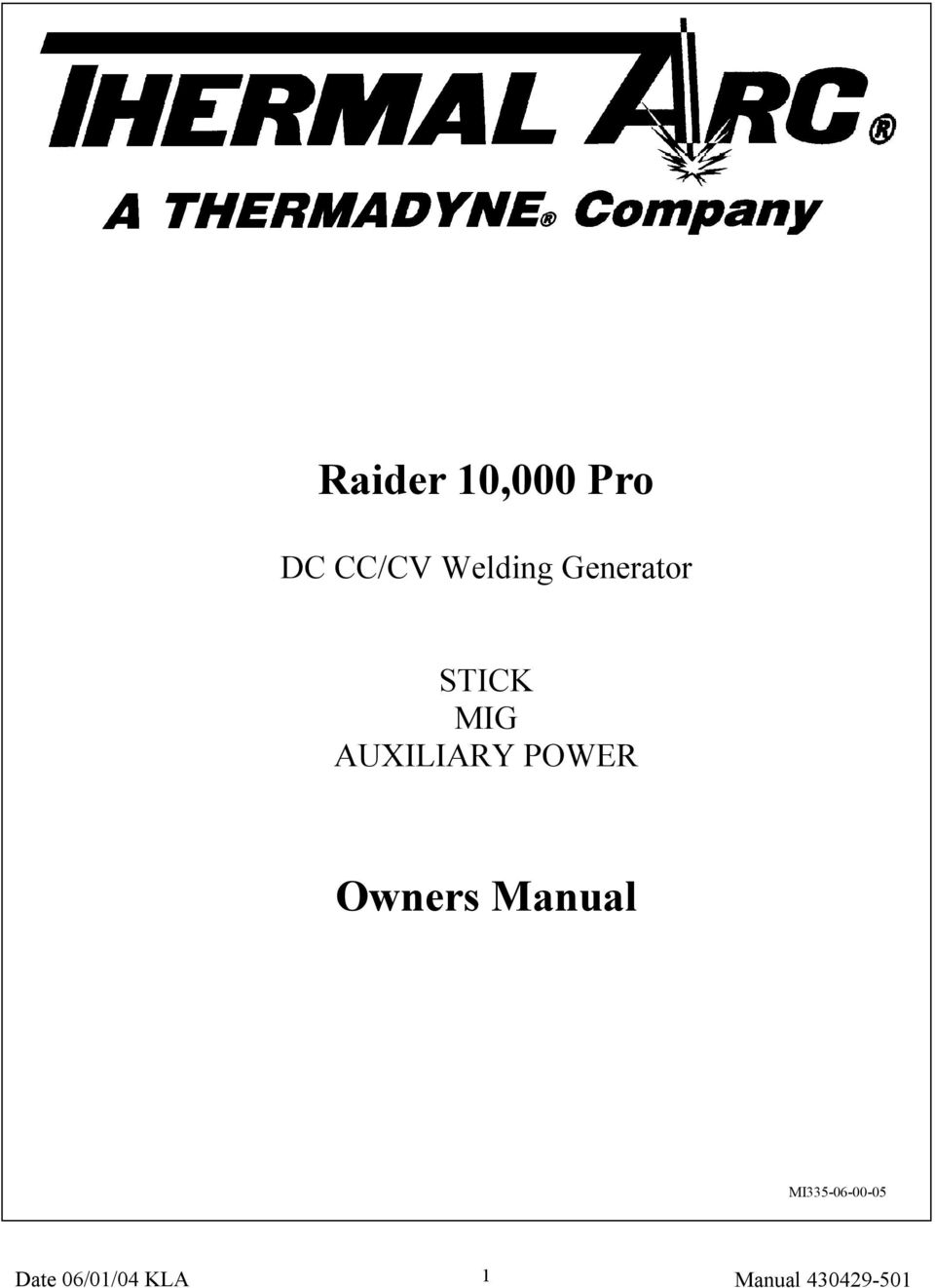 hight resolution of power owners manual mi335 06 00 05
