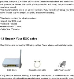 with your eoc slave you can block unsafe internet content and applications and protects [ 960 x 1579 Pixel ]