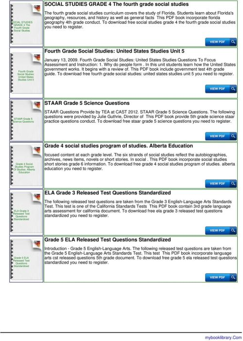 small resolution of Social Studies Staar Released Questions 8th Grade - PDF Free Download
