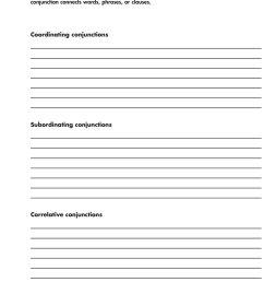 Conjunctions Grades PDF Free Download [ 1404 x 960 Pixel ]