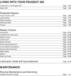 check points page 0 0 engine oil level page 0 coolant level page 0 brake fluid [ 960 x 1211 Pixel ]