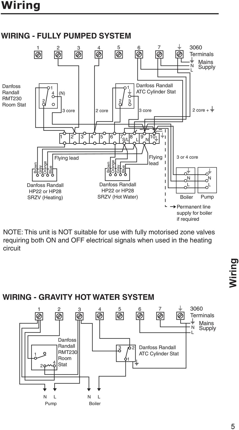 hight resolution of l boiler n l pump permanent line supply for boiler if required note this unit is