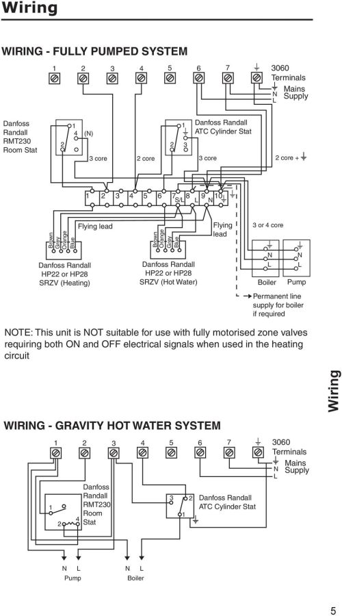 small resolution of l boiler n l pump permanent line supply for boiler if required note this unit is