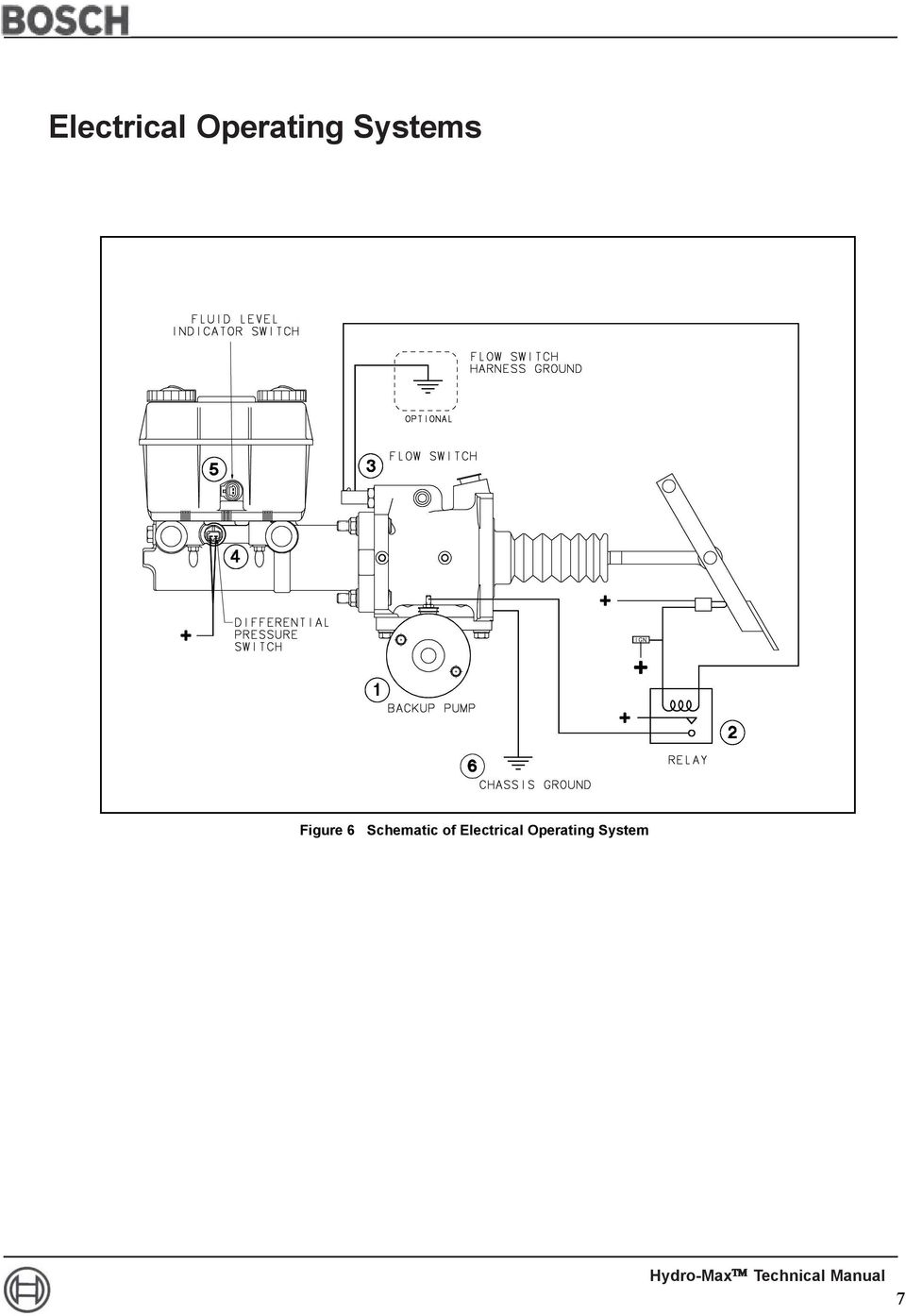 hight resolution of schematic of system