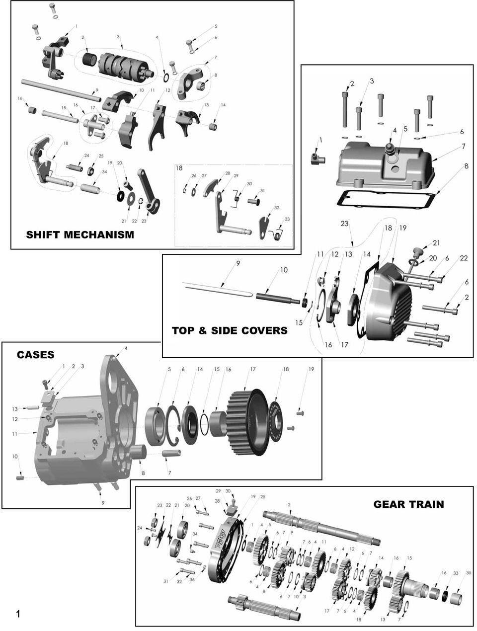hight resolution of ultima 6 speed lsd manual 201 57 201 58 pdf rh docplayer net cj5 clutch diagram