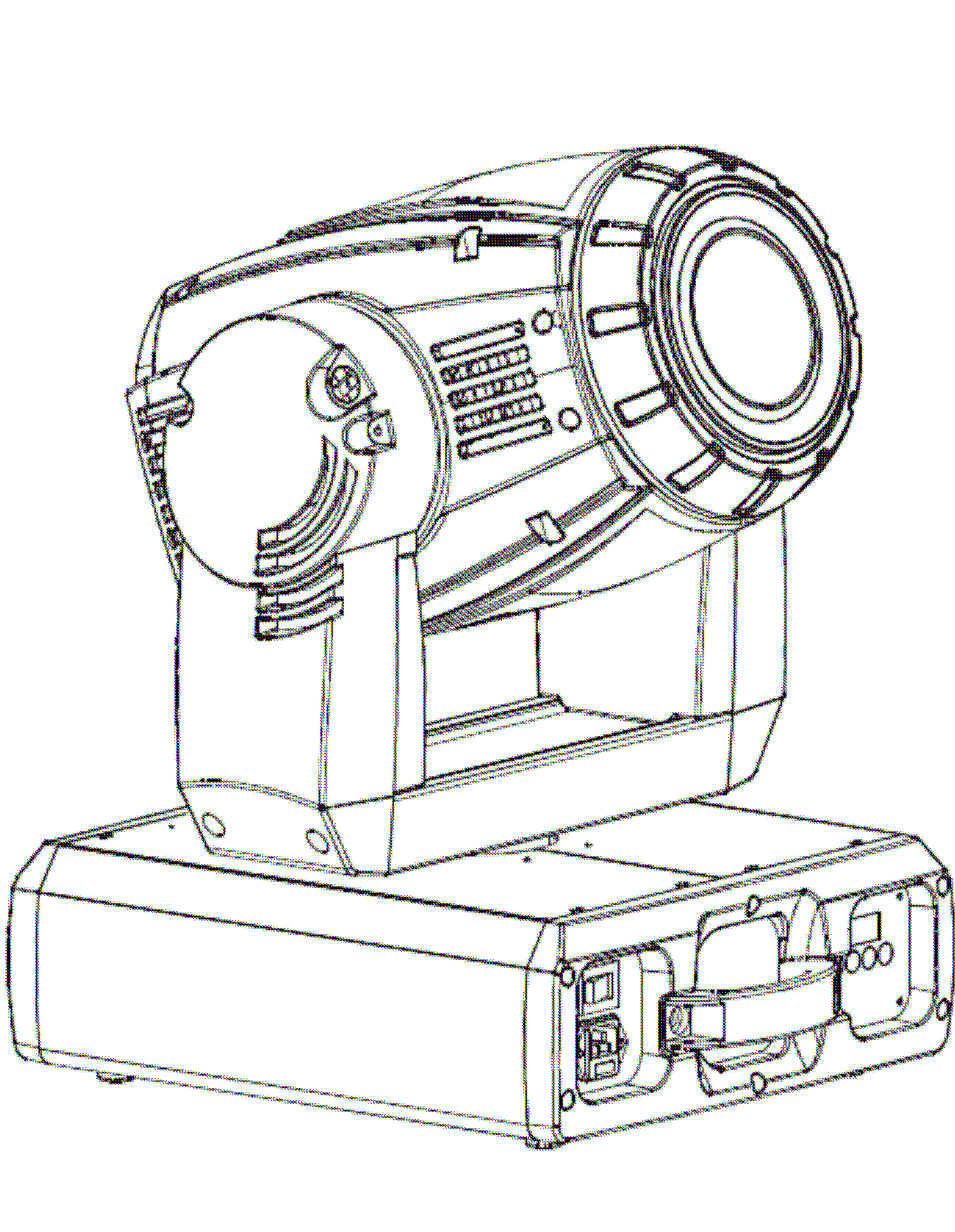 User manual moving head model 575w pdf