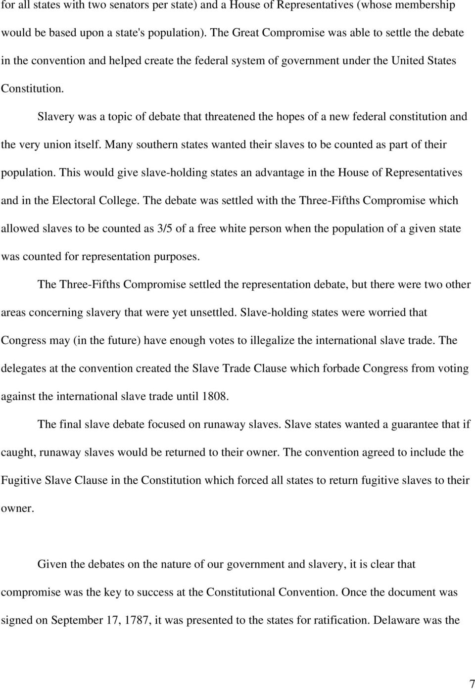 hight resolution of Constitutional Convention: A Decision-Making Activity (Designed for 8 th  Grade Social Studies Students) - PDF Free Download