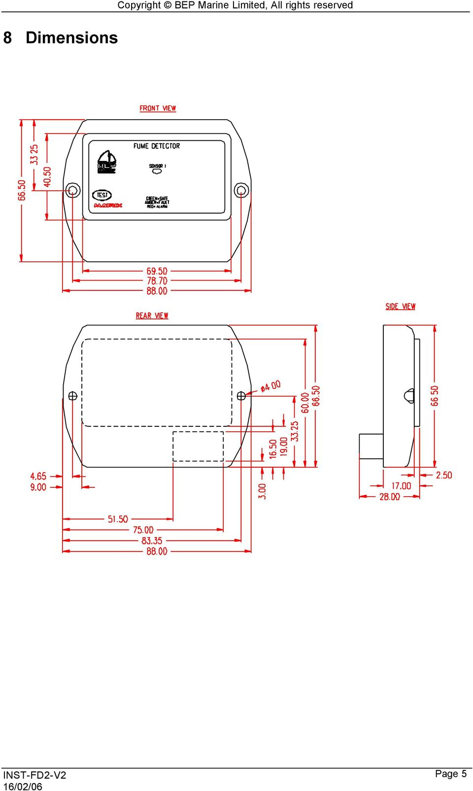hight resolution of 6 9 wiring diagram copyright bep marine limited all rights reserved page 6