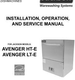 ht e avenger lt e avenger ht e technical manual revision [ 960 x 1252 Pixel ]