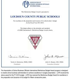 Loudoun County Public Schools FY16 Superintendent s Proposed Operating  Budgets - PDF Free Download [ 1335 x 960 Pixel ]