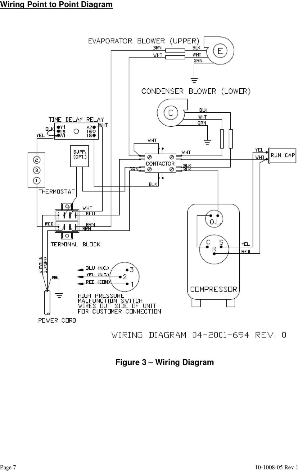 hight resolution of 9 service data lb16 series component list part description part number blower motor condenser blower motor evaporator capacitor condenser blower