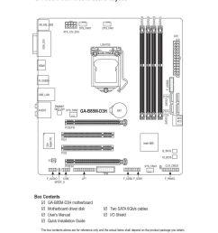 f usb f panel box contents 55 ga b85m d3h motherboard 55 motherboard driver disk 55 [ 960 x 1366 Pixel ]