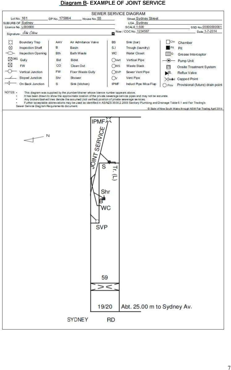 hight resolution of 8 diagram c example of private sewer community title 8