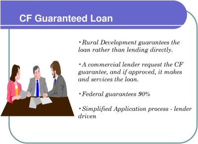 Business and Industry Guaranteed Loan - PDF