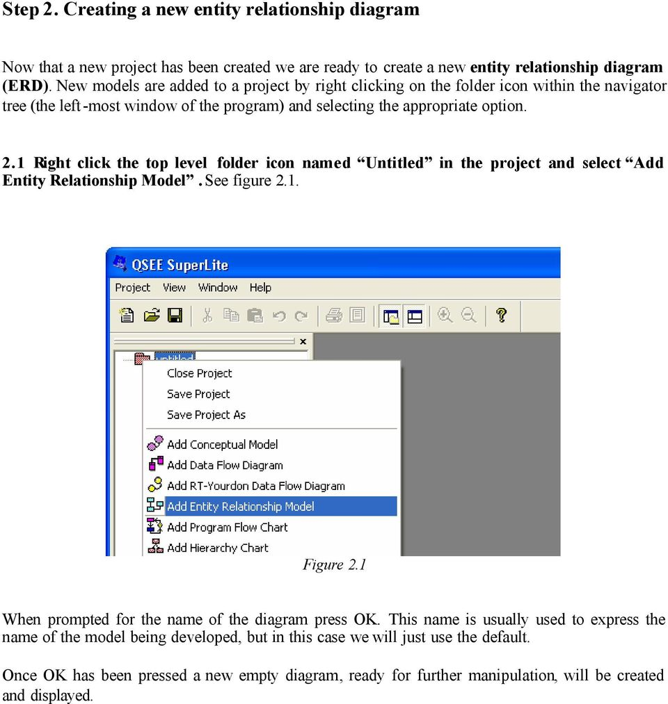 hight resolution of 1 right click the top level folder icon named untitled in the project and select add