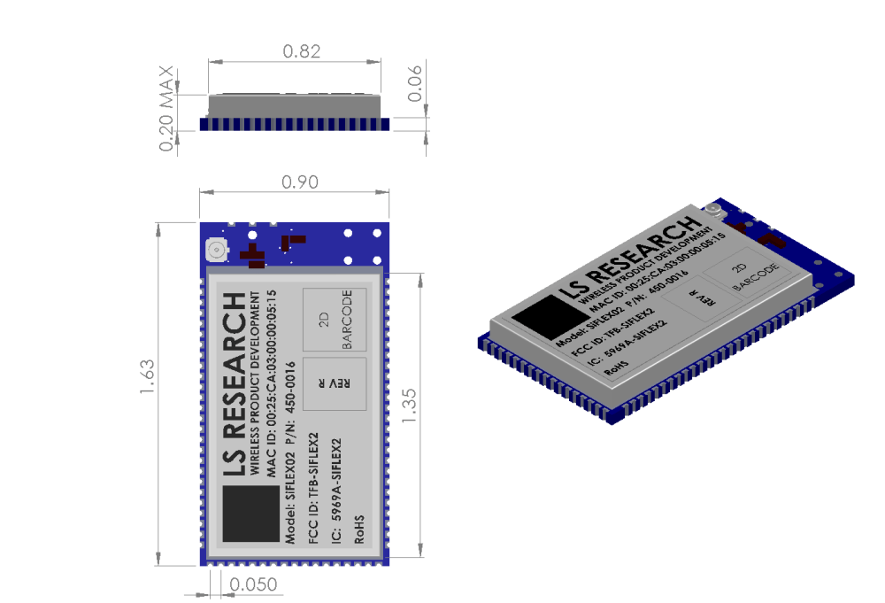 medium resolution of integrated transceiver modules for zigbee 900 mhz development sample circuit diagram for siflex02 zigbee module