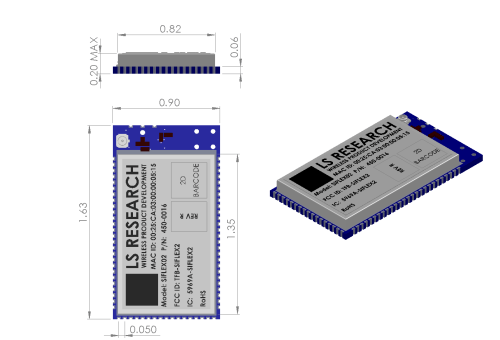 small resolution of integrated transceiver modules for zigbee 900 mhz development sample circuit diagram for siflex02 zigbee module
