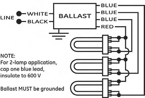 ft36w 2g11 ballast wiring diagram