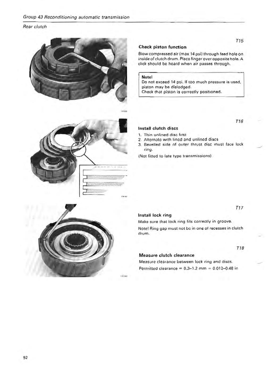 Service Manual. Repairs and maintenance TP30868/ 2