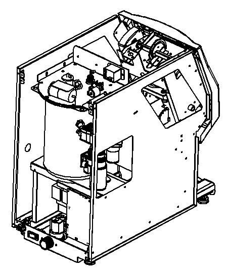 SINGLE SERVING AUTOMATIC POD MACHINE FKP-3 NEWCO