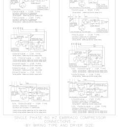 wiring diagram single phase 60 hz embraco compressor [ 1024 x 1416 Pixel ]