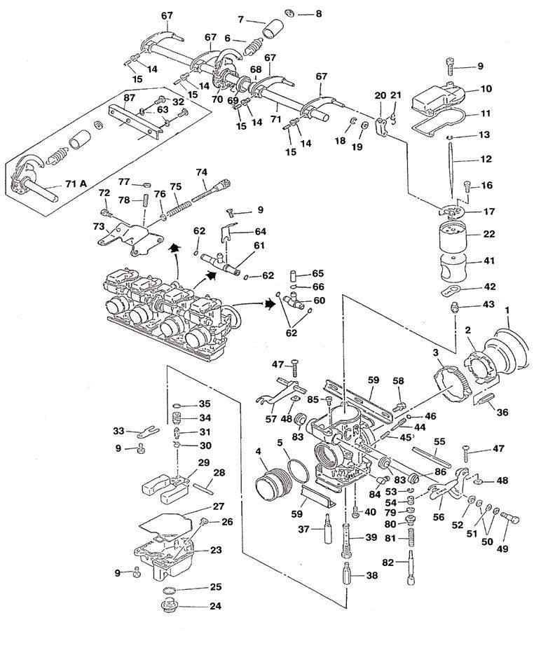 1985 Yamaha Tt600n Wiring Schematic. Yamaha. Schematic