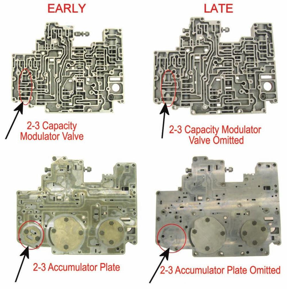 medium resolution of 4r70w interchange figure 2 electronics use the diagrams figure 1 to make sure you