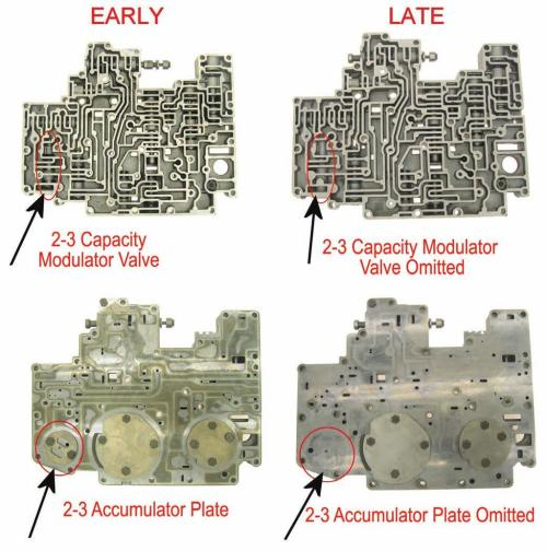 small resolution of 4r70w interchange figure 2 electronics use the diagrams figure 1 to make sure you