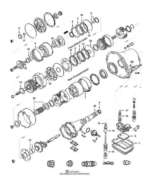 Automatic Transmission Parts Catalog Pdf