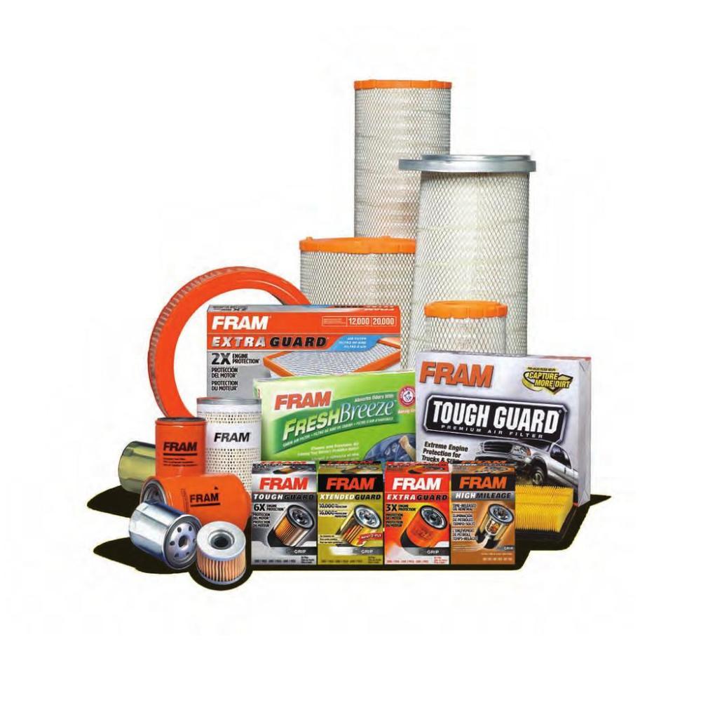 medium resolution of 1 product reference catalog catalogue de r f rences produits catalogo de referencia de productos fram 2010