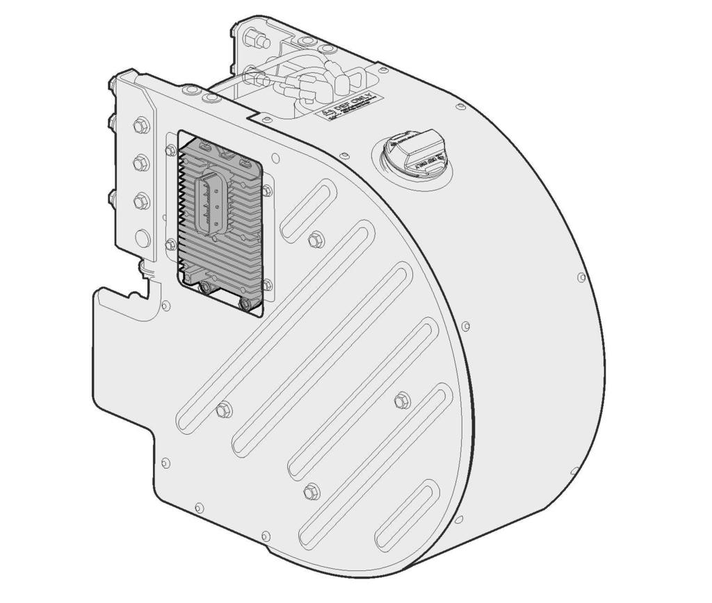Aftertreatment control module acm w2029917 the acm controls the following ponents in the exhaust