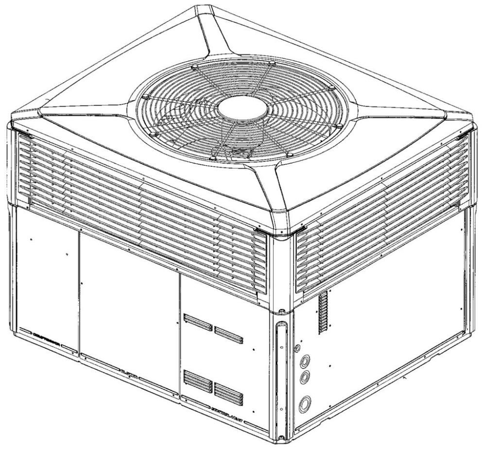 medium resolution of packaged cooling 4tcx3 3 phase only 4tcc3 3 phase only