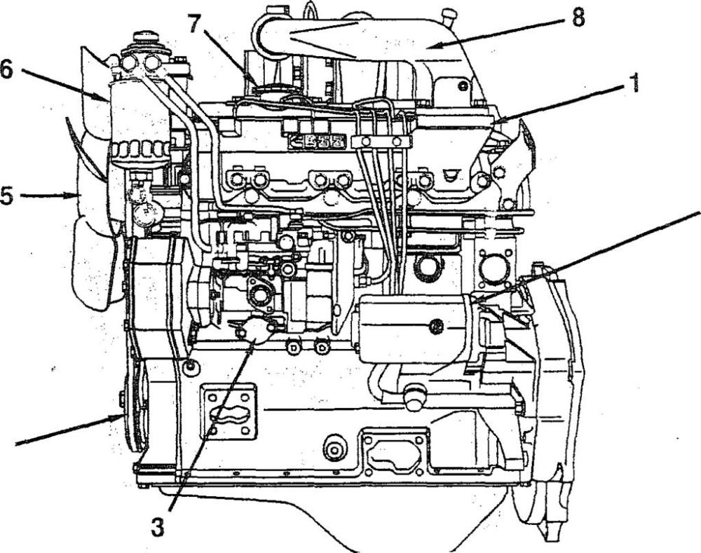 medium resolution of i b3 3 series section e engine identification engine diagrams page e
