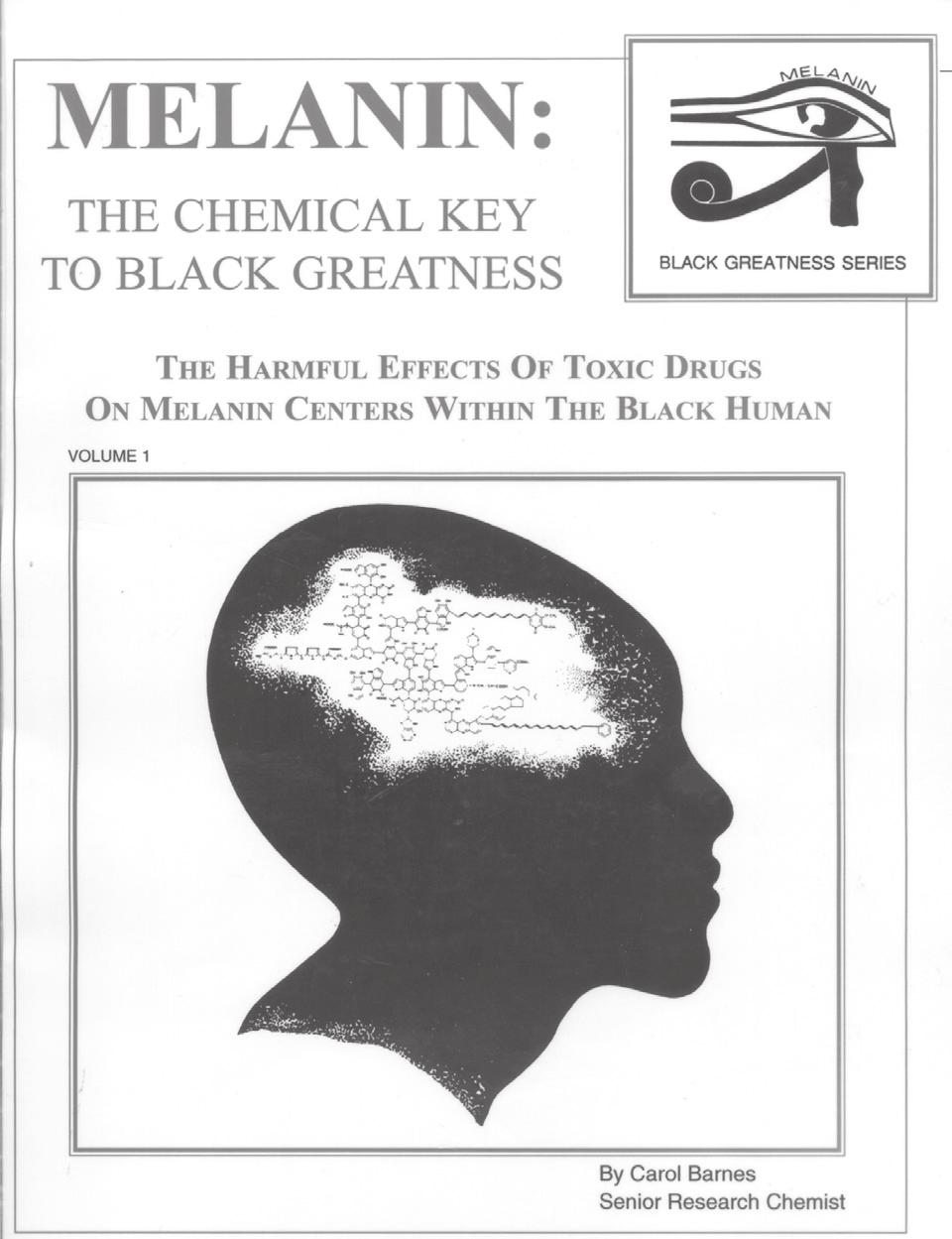 hight resolution of i n t r o d u c t i o n 15 figure 2 melanin the chemical key to black greatness carol barnes