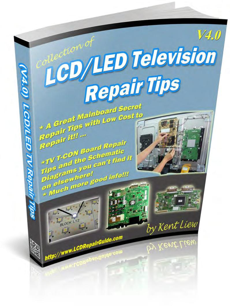 medium resolution of 1 collection of lcd led television repair tips v4 0 brought to you by
