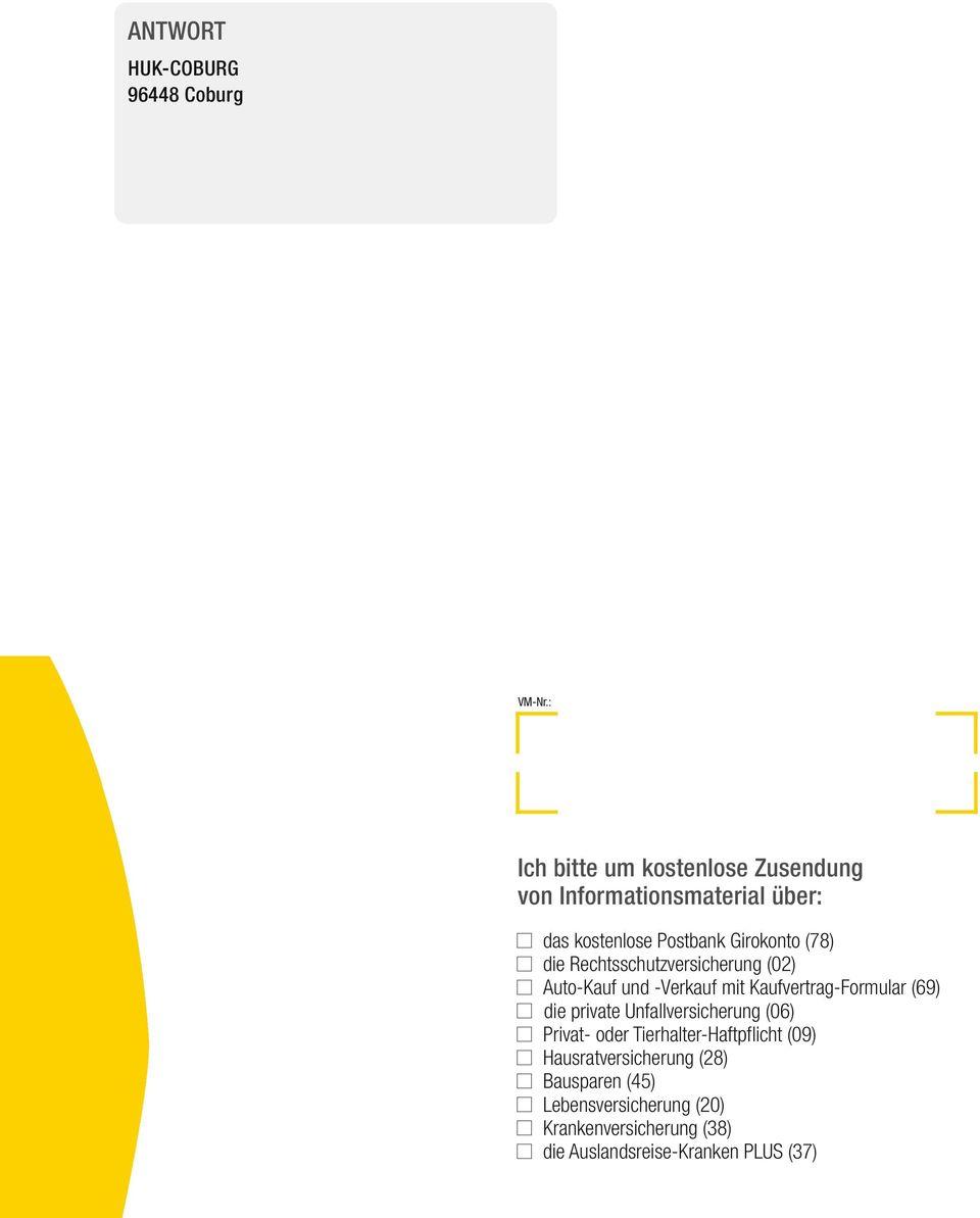 huk coburg private krankenversicherung formulare folgtmoeses. Black Bedroom Furniture Sets. Home Design Ideas