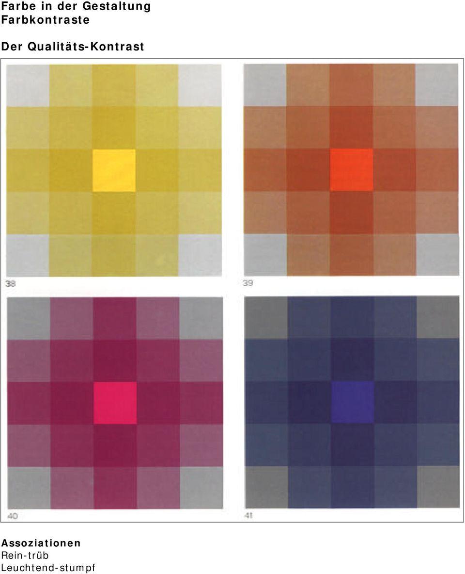 Farbe in der Gestaltung Farbkontraste  PDF