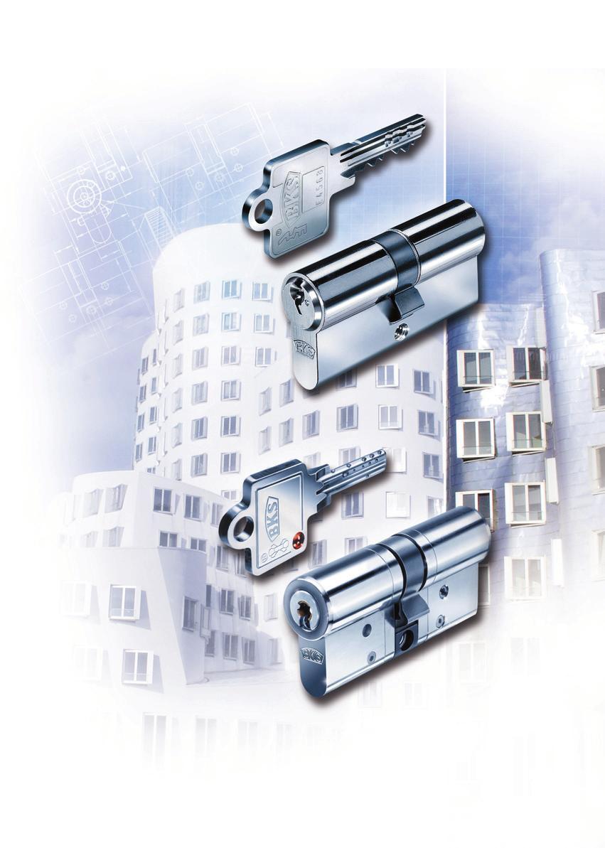 Schließzylinder Neu. Die Neue Serie  Mehr Sicherheit Mit Dem Bks