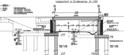 Referenzen Brückenbau. Entwurfsplanung Ausführungsplanung