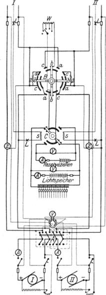Lichtanlage Auto Schaltplan