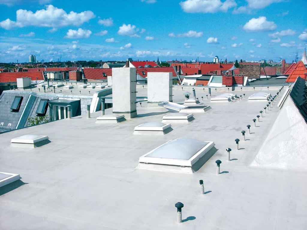 Wecryl - Flüssigkunststoff - Dachabdichtungssysteme - Pdf