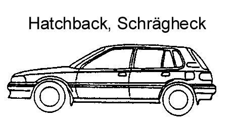 Anhangerkupplung Nachrusten Mazda 626 V