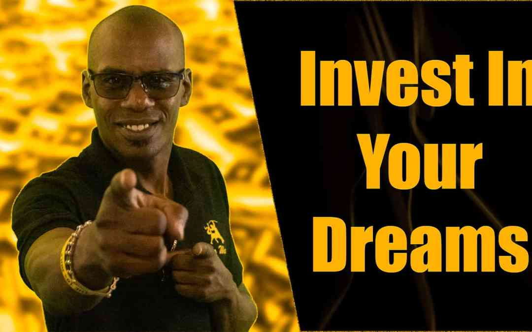 Invest in Your Dreams – 12 Steps to Multimedia Success
