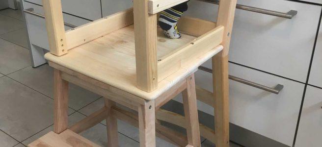 Ikea Hack Ivar Bekväm Lernturm Learning Tower Doc