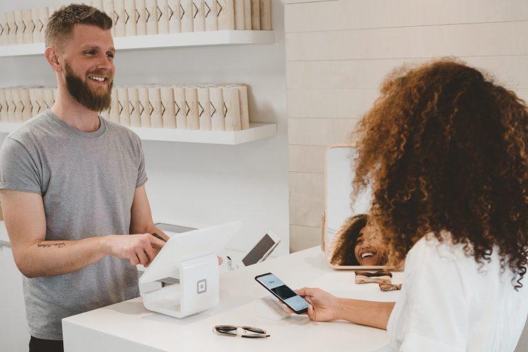 customer checkout