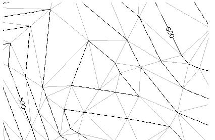 Creating a Triangulation Surface